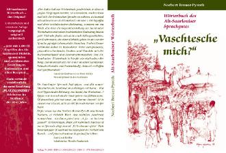 Umschlag: Wörterbuch des Alt-Saarlouiser Sprachgutes